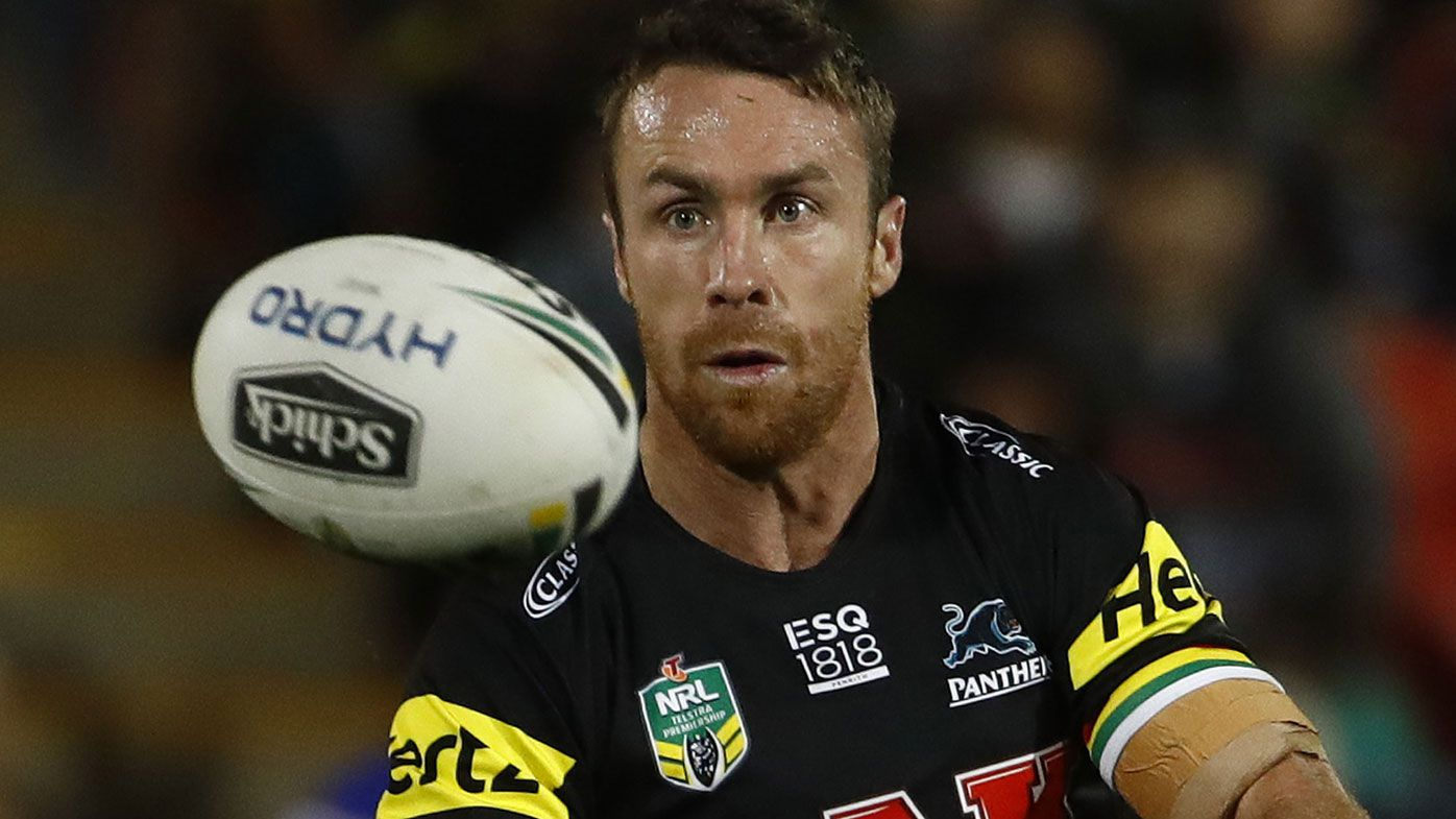 Maloney returns for Panthers