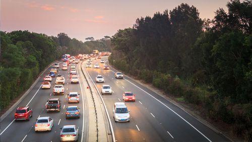 sydney traffic cars road file