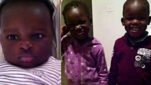Guode plead guilty to the infanticide of her one-year-old son, Bol, and the murders of her four-year-old twins, Hanger and Madit.