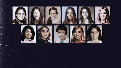 True crime series 'The Eleven' explored the 1970s cases.