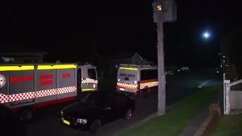 A woman is dead following a shooting at Maitland. (9NEWS)