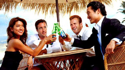 Expect to see lots of Hawaii Five-O spin-offs