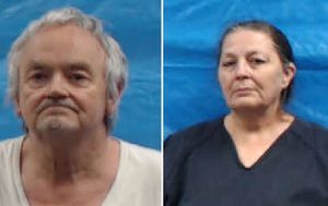 Girl's skeletal remains found buried in backyard, US couple charged