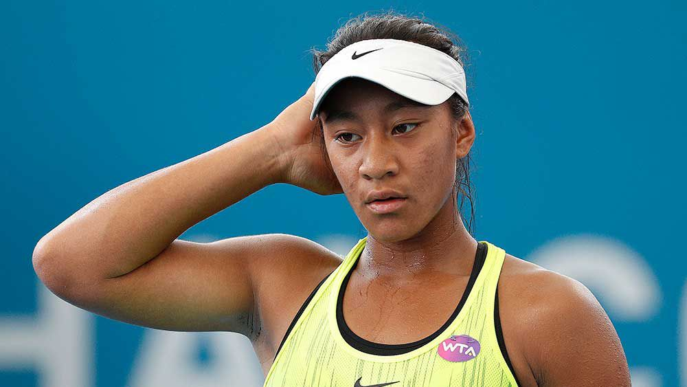 Aiava beaten at Australian Open