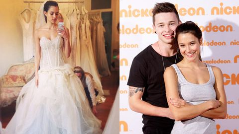 Put a ring on it, Reece! Rhiannon Fish's <i>Home and Away</i> wedding sparks real-life marriage talk
