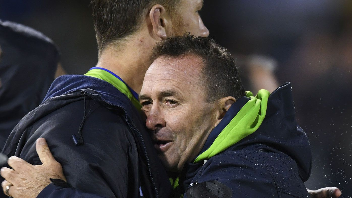 Canberra coach Ricky Stuart backs Wade Graham over Pearce for Origin III