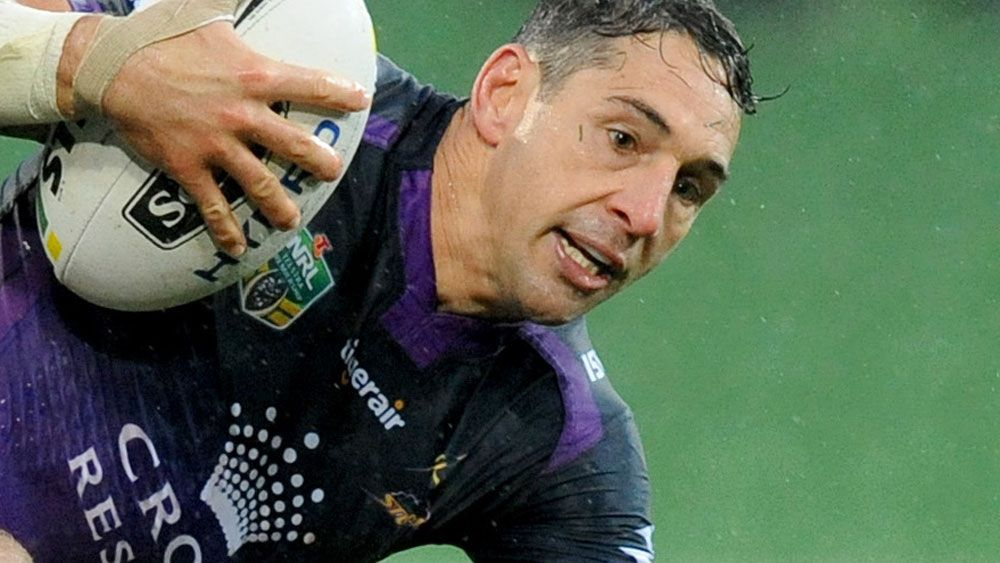 NRL 2017: Melbourne Storm star Billy Slater stakes claim for State of Origin return