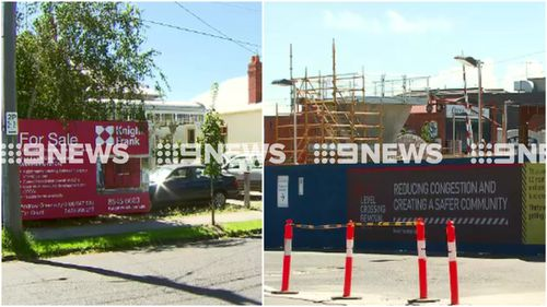 A group of homeowners have banded together to sell their properties as one unit. (9NEWS)