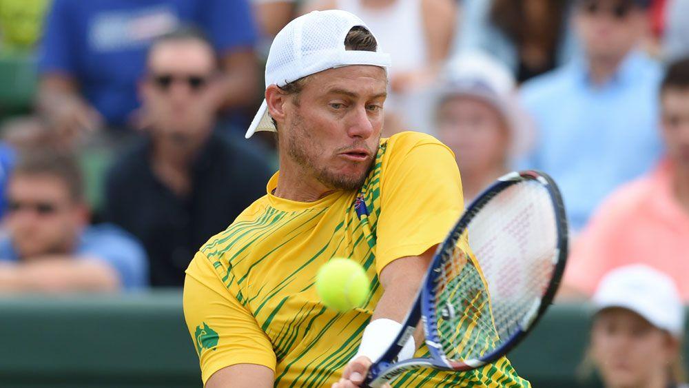 Australia's Davis Cup hopes hang on Tomic