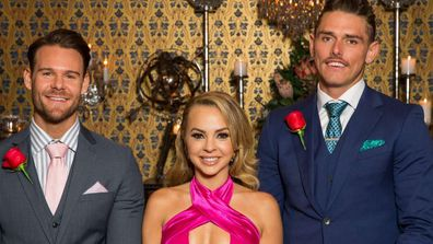 The Bachelorette Australia's Angie picks her winner