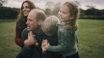 The Duke and Duchess of Cambridge have released a new video of their family, featuring Prince George, Princess Charlotte and Prince Louis, filmed by Will Warr and taken in Norfolk last year
