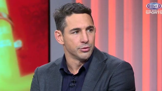 EXCLUSIVE: Billy Slater reveals the team under fire heading into NRL restart
