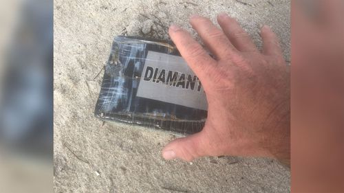 Bricks of cocaine have been found on Florida beaches as Hurricane Dorian blows more than just wind and rain onto US shores.