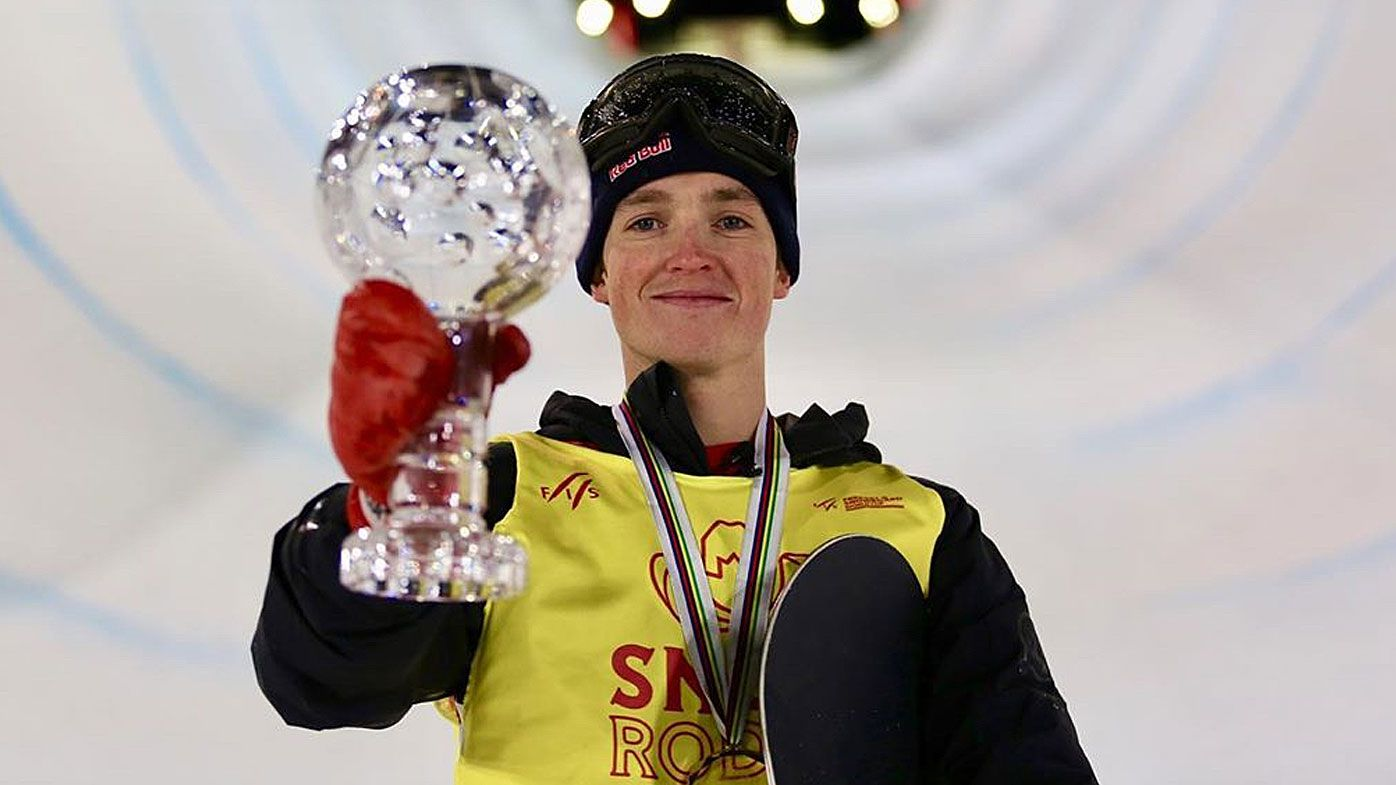 Aussie Olympic favourite Scotty James claims 'bittersweet' halfpipe World Cup title