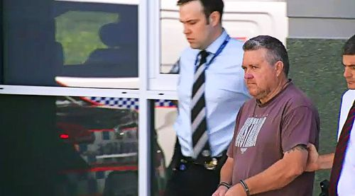 The foster father turned convicted murderer of 12-year-old Tiahleigh Palmer has today given evidence for the first time into the night that the schoolgirl died.