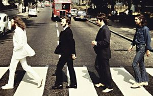 TODAY IN HISTORY: The Beatles' iconic Abbey Road album cover