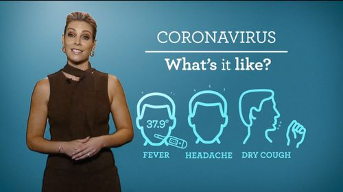 Coronavirus can make you ill - but for most of us we might barely notice.