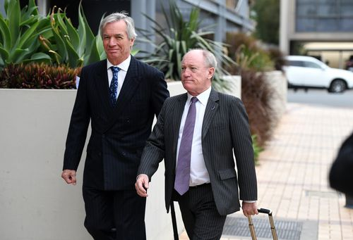 "Barrister Bruce Hodgkinson, representing the company, was criticised for the late dumping, but quickly hit back, describing the process as ""not a simple task""."