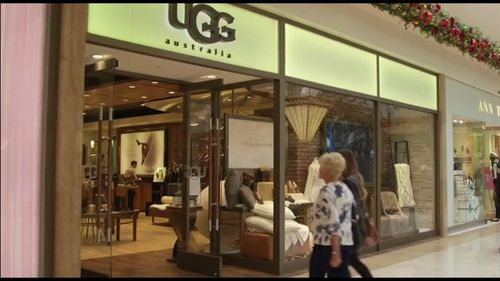 Decker's trademarked the name Ugg Australia in the 1990s.