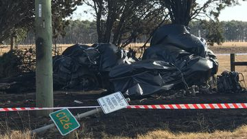 Two drivers were killed in a horror collision near Geelong.