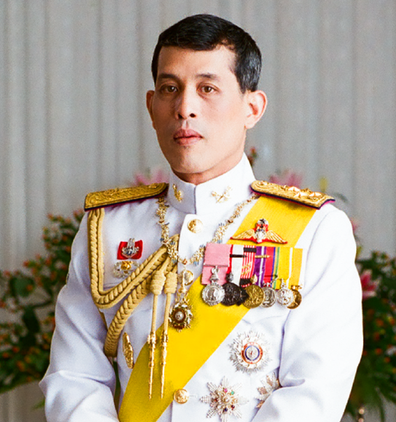 King Vajiralongkorn officially ascended the throne in 2019.