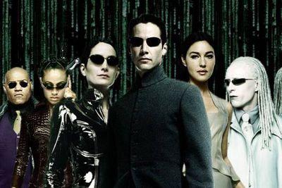 The Matrix Reloaded, The Matrix Revolutions