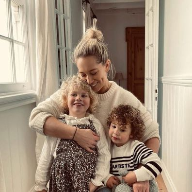 Phoebe Burgess children