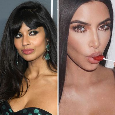 That time Jamil called out Kim Kardashian for endorsing appetite-suppressant lollipops