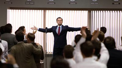 2013 - The Wolf of Wall Street (Rating: 8.2)