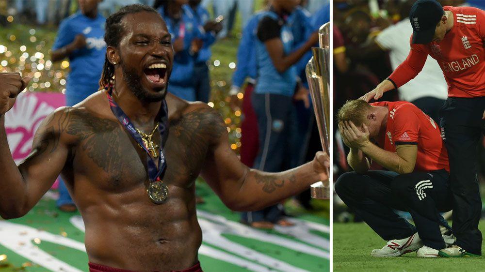 Cricket: Brilliant Brathwaite leads Windies to stunning World T20 title