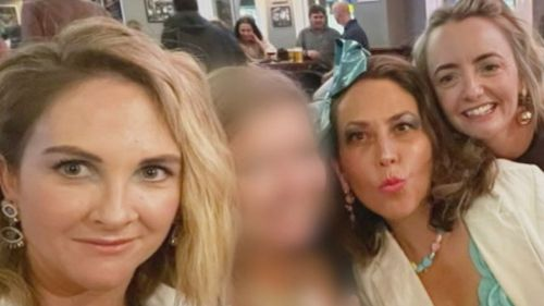 The Perth mother said her drink was spiked at a club.