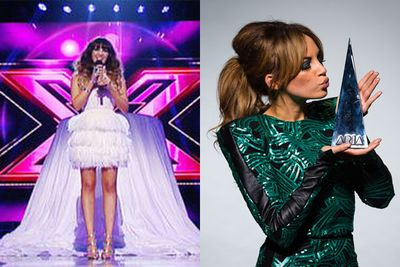 Perth pop diva Samantha Jade became the first female to win the Australian series of <I>The X-Factor</i>. <br/><br/>After a string of hit singles and awards, she proved to be a triple threat when she took on the role of Kylie Minogue in the INXS miniseries <i>Never Tear Us Apart</i>. <br/><br/>
