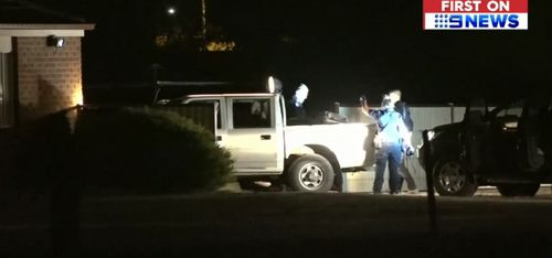 Police are now investigating whether any of the group are linked to previous police evasions in the area. (9NEWS)