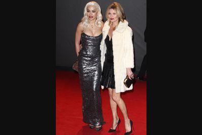 Rita wearing Vivienne Westwood