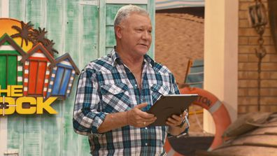 Scotty Cam delivers the judging for the teams' Master Bedrooms.
