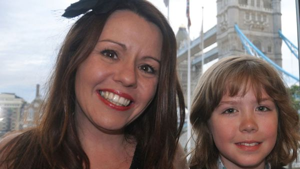 Kelly Rose Bradford and son Will (Image: Kelly Rose Bradford (C) / supplied)