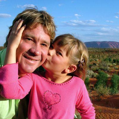 Steve Irwin: 2005