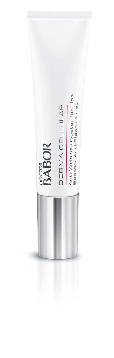 "<a href=""https://au.babor.com/~run/products/doctor-babor/derma-cellular/201-anti-wrinkle-booster-for-lips.html"" target=""_blank"">Derma Cellular Anti-Wrinkle Booster for Lips, $100, Doctor BABOR</a>"