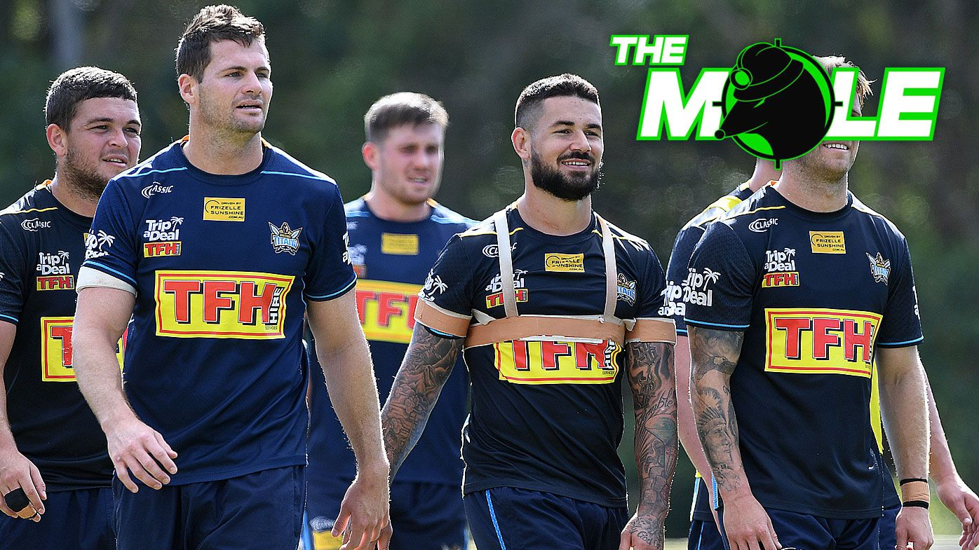 The Mole: Gold Coast Titans welcome back Tyrone Roberts