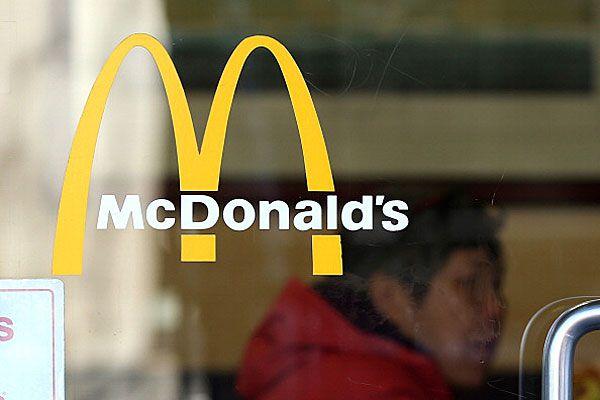 McSonald's logo