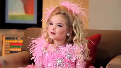 Toddlers and Tiaras kid gets therapy from Mad Men star