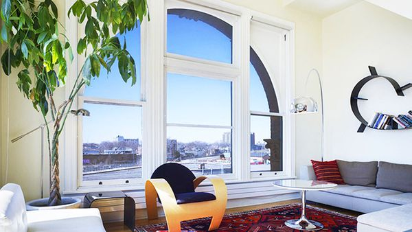 Tower suite at Gladstone Hotel (supplied)
