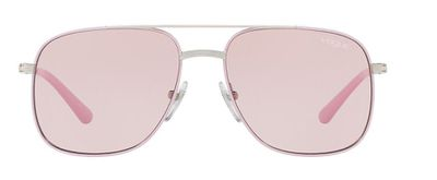"<a href=""http://www.sunglasshut.com/au/8053672836080"" target=""_blank"" draggable=""false"">Gigi Hadid for Vogue Eyewear&nbsp; VO4083S Sunglasses in Silver/Pink</a>"