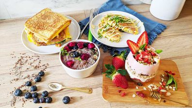 Breakfast spread that's better for you