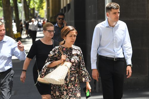 Matthew Bryant and his wife Nawwar Hassan-Bryant recalled the moment they watched their son Zachary die on the street after Gargasoulas crushed the pram they were in with his car.