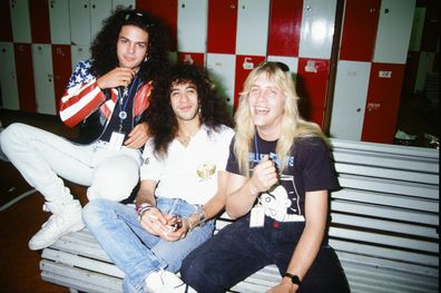 Fred Coury, Jeff LaBar and Eric Brittingham