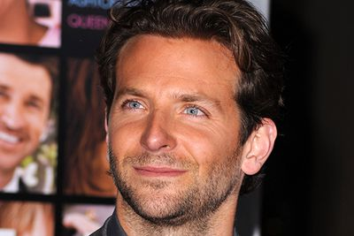 Code orange! Call the bronzer police. <br/><br/>Bradley Cooper is a serial fake tan offender.
