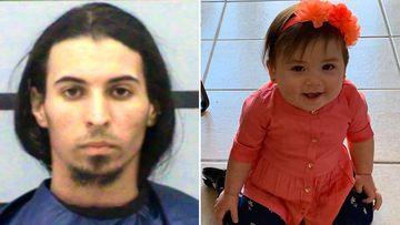 Trevor Rowe allegedly murdered 11-month-old Marion Jester-Montoya.