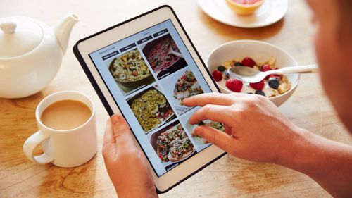Meal planning is now easier than ever thanks to easy to use websites.