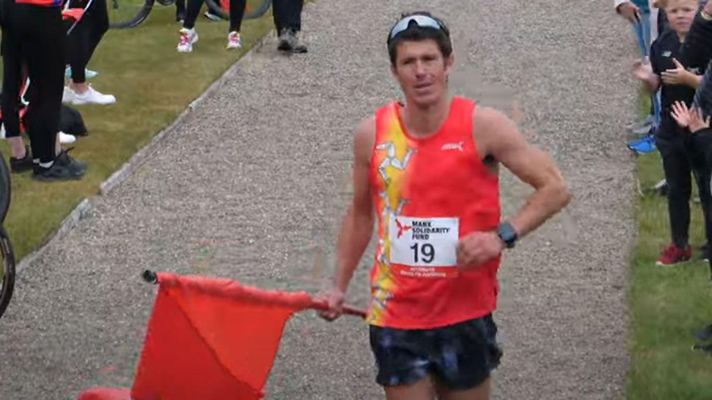 Runner completes 19 marathons in 19 days for coronavirus relief